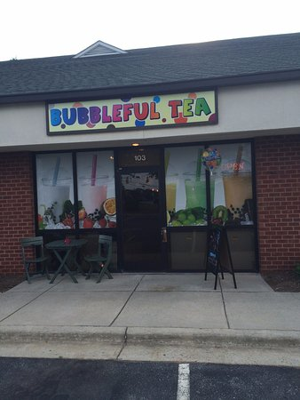 Bubbleful Tea