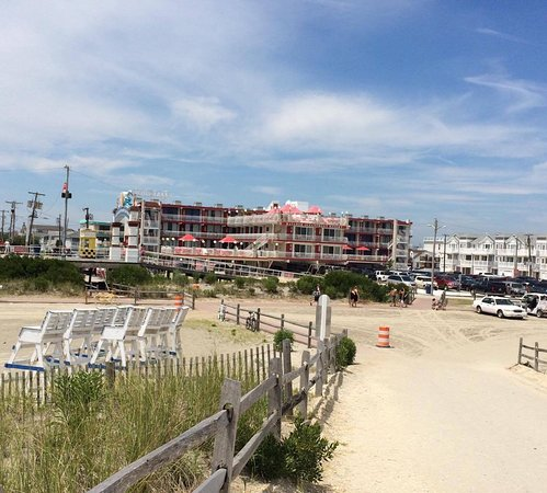 Matador Oceanfront Resort - GREAT place to stay in the Wildwoods!