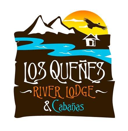 Maule Region, Chile: Logo Los Quenes River Lodge & Cabanas