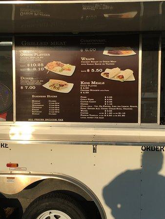 Winkler, كندا: Dimis Doner Kebabs & Gyros