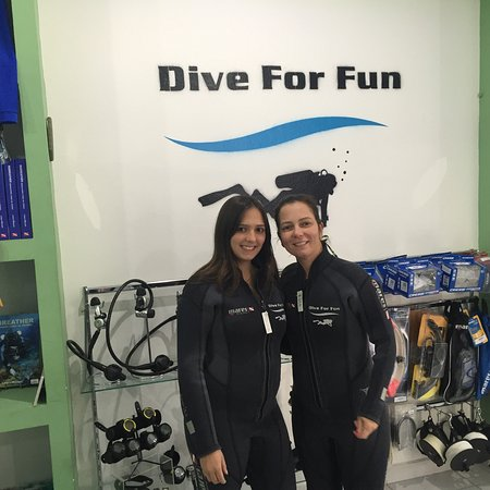 Dive For Fun