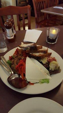 BABA Louie's Restaurant: Antipasto salad