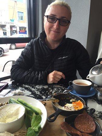 Best middle eastern breakfast in Melbourne