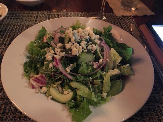 Max a Mia: House salad