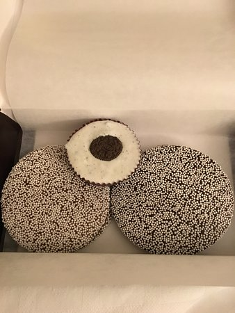 Tuck's Candy: Huge Nonpareils
