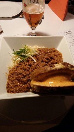 Braedstrup, Δανία: Spaghetti alla bolognese 😱