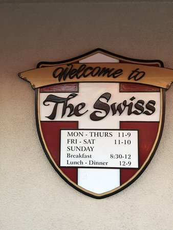 The Swiss Restaurant: photo0.jpg