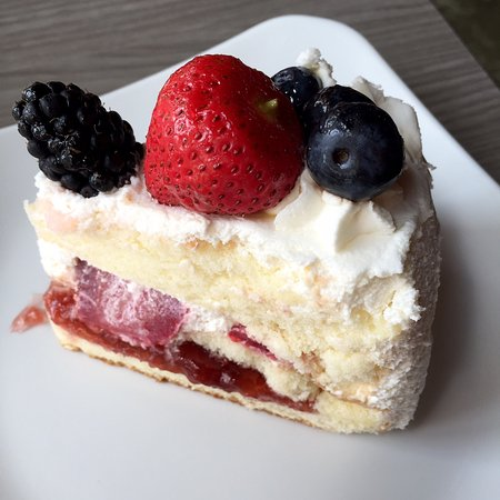 Fairfax, VA: strawberry shortcake