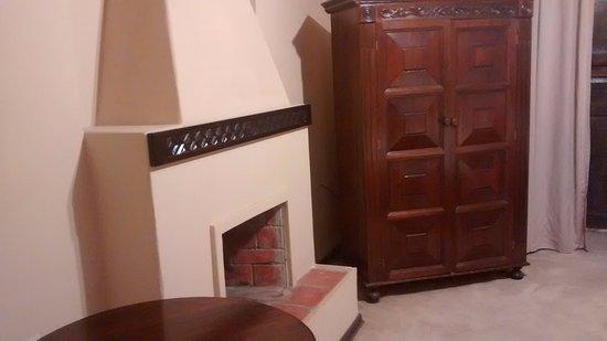 Casa Vieja: Decoración del cuarto.