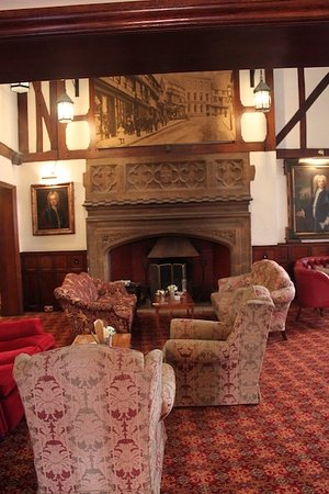 The Lion Hotel Shrewsbury by Compass Hospitality: common area