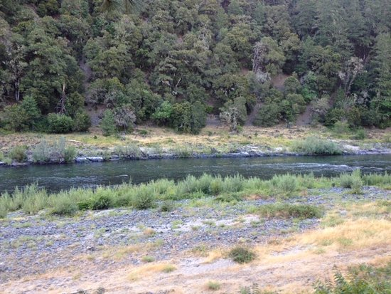 Merlin, OR: One of our fishing spots down the road