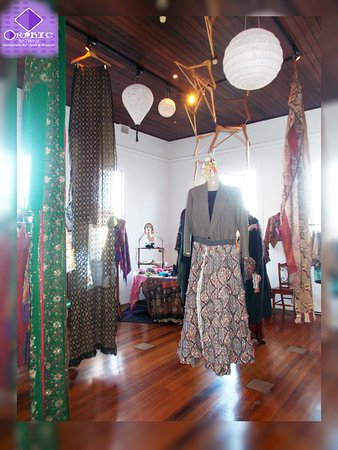 St Marys, Australia: Orphic Art2Wear Studio & Gallery