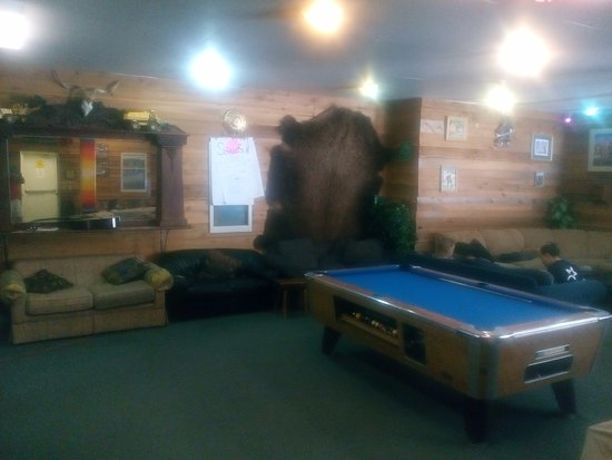 Silver Star  SameSun Ski Lodge: Common area