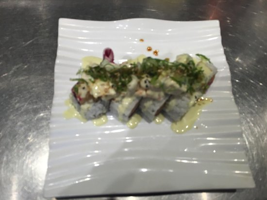 Ladysmith, Canadá: Sushi Wara
