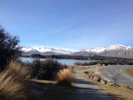 pine valley 15 minute walk from the motel picture of lake tekapo rh tripadvisor ie