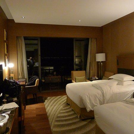 Twin Room with Balcony Area