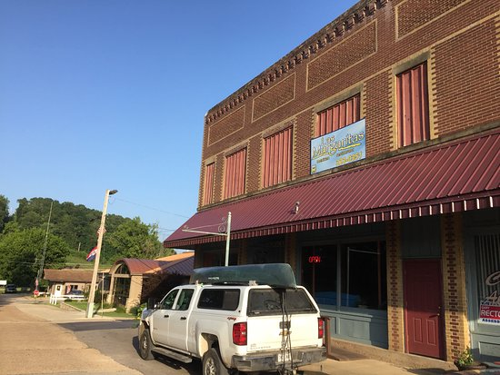 Van Buren, MO: Las Margaritas facade