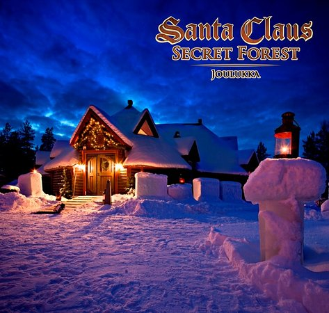 Santa Claus Secret Forest - Joulukka