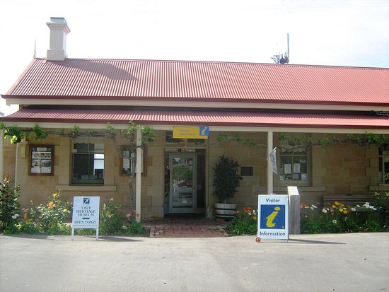 ‪Strathalbyn Visitor Information Centre‬