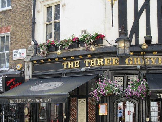 The Three Greyhounds Photo
