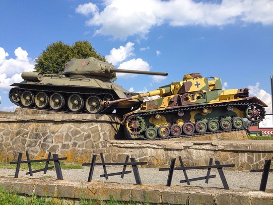 Military and historical Museum of Svidnik