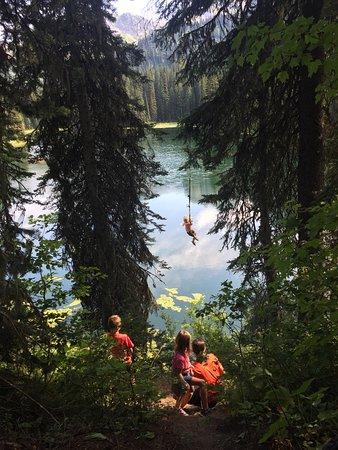 Island Lake Lodge: photo2.jpg