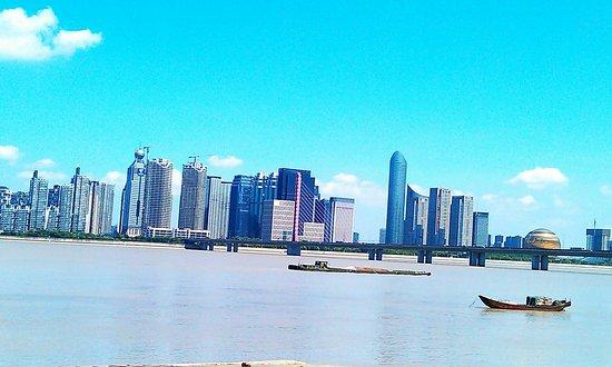 Hangzhou Qiantang River Bridge