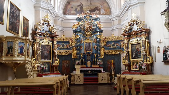 Sanktuarium Najświętszej Krwi Pana Jezusa