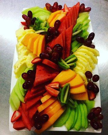 Goondiwindi, Australien: Catering available- Seasonal Fruit Platter