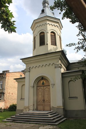 Church of the Holy Apostles Peter and Paul in Kalisz
