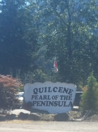 Quilcene, WA: Pearl of the Penninsula, Small Town Roadhouse