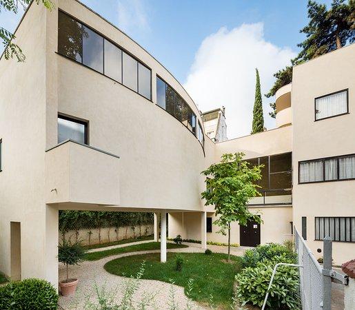 """Résultat de recherche d'images pour """"le corbusier lles maisons La Roche et Jeanneret"""""""