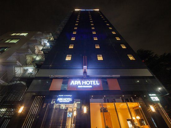 APA Hotel Ginza Takaracho