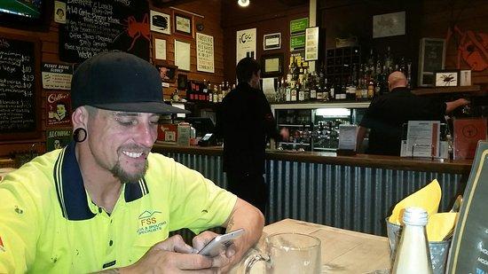 Отороханга, Новая Зеландия: 20160803_184527_large.jpg