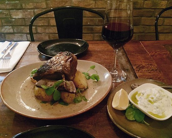 Pymble, Australia: Signature lamb shoulder