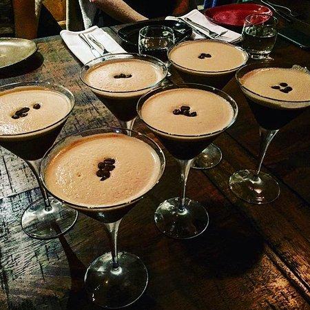 Pymble, Australia: Espresso Martinis