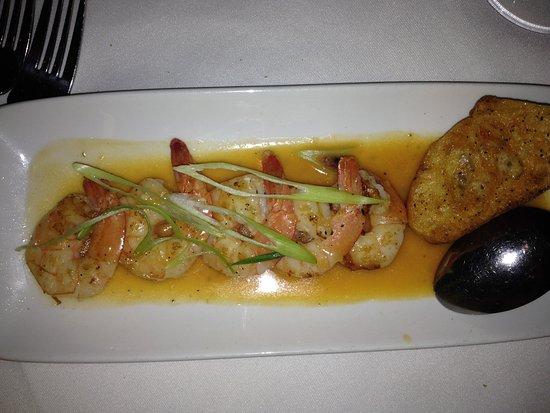 Ruth's Chris Steak House: BBQ Shrimps