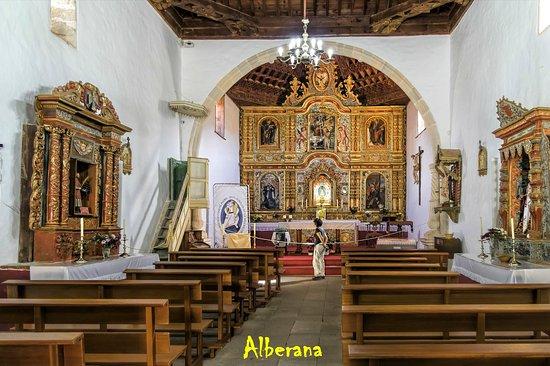 Iglesia De La Virgen De La Pena Vega De Rio Palmas Fuerteventura