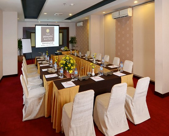 The Jayakarta Suites Bandung, Boutique Suites, Hotel & Spa: Meeting Venue