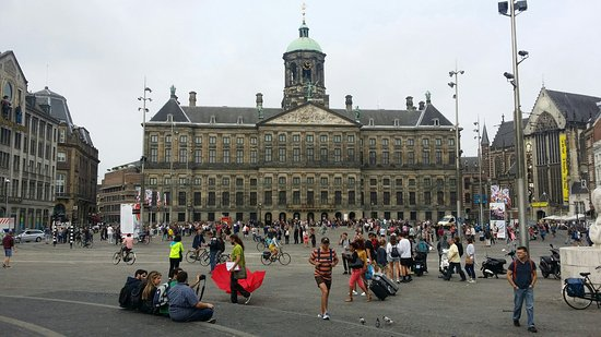 City Free Tour Amsterdam