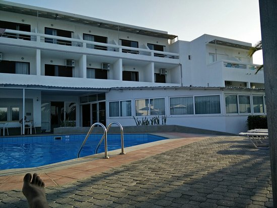 Elounda Krini Hotel: IMG_20160802_185948_large.jpg