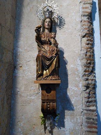 Iglesia de San Miguel Arcangel: Virgen