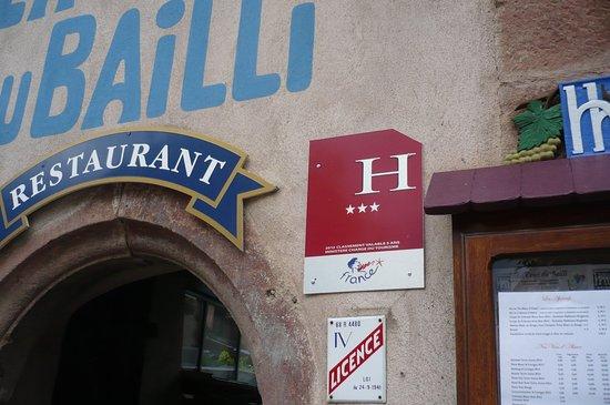 Hotel Restaurant Au Lion Ribeauville