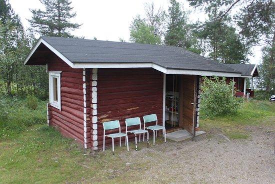 Uruniemi Camping: Kleinste Hütte