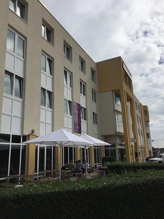 Gerlingen, Germania: Hotel calme et accueillant arrangeant pour. L'heure d'arrivée avec un peu de négociation pour ne