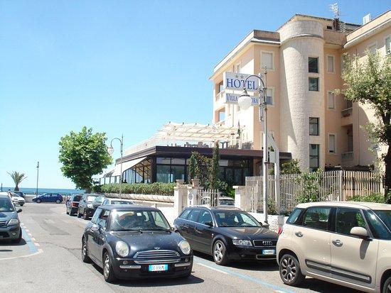 Hotel Villa Eleonora Scauri