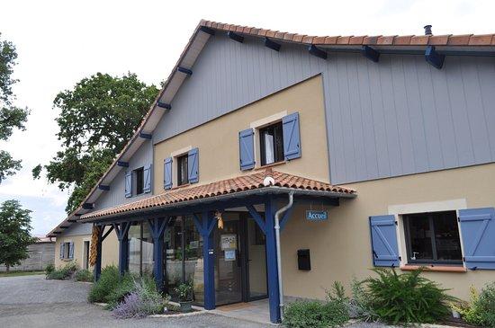 hotel review g d reviews or la ferme de flaran valence sur baise gers occitanie