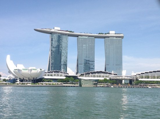 Singapore River Cruise: Iconic architecture