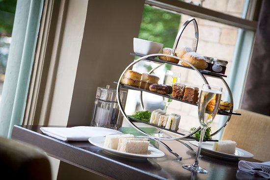 Townhouse Hotel Manchester: Afternoon Tea
