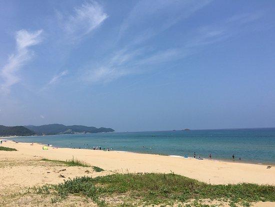 Kazuranohama Beach